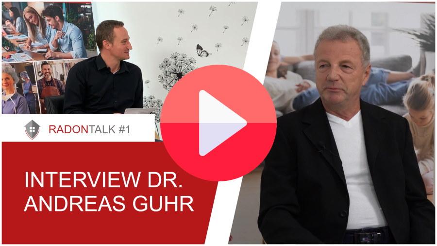 RadonTalk Dr. Andreas Guhr