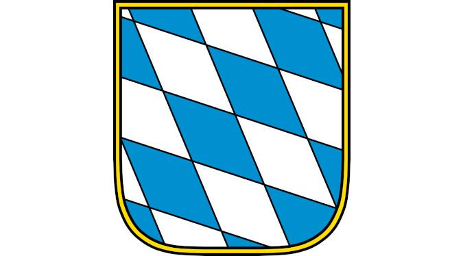 Radonvorsorgegebiete in Bayern