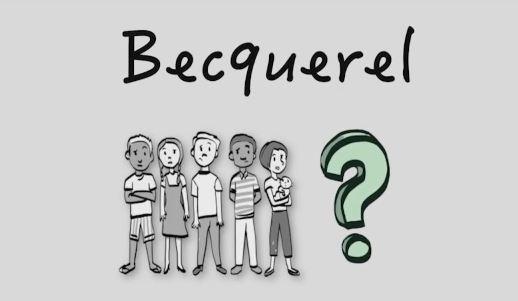 Was bedeuted Becquerel eigentlich ?