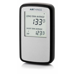 airthings corentium home radonmonitor f r zuhause 199 00. Black Bedroom Furniture Sets. Home Design Ideas